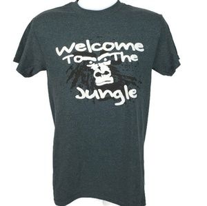 Welcome To The Jungle Small Tee Shirt